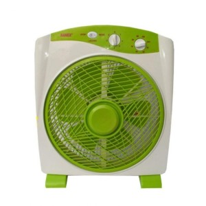 Kipas Angin Sanex Model Box Fan 12 Inch