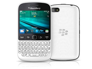 BlackBerry 9720 Samoa White Distributor