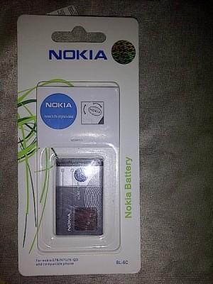 Baterei, Batere, Baterai Hp Nokia BL-6C Original 100%