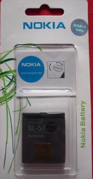 Baterei, Batere, Baterai Hp Nokia BL-5F Original 100%