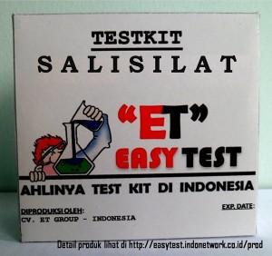 Test Kit Salisilat