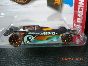 BAD TO THE BLADE HW RACING