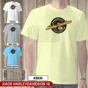 Kaos Harley Davidson 18