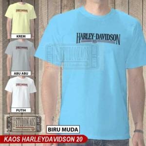 Kaos Harley Davidson 20