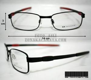 jual frame kacamata oakley tumbleweed 3112 black   zona kacamata
