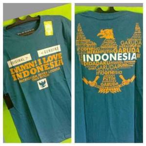 Jual Kaos T -shirt Damn i love indonesia - BUDI BUTIRAN DEBU SHOP ...
