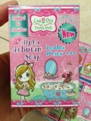 Alpha Arbutin Soap / Sabun Pemutih Badan
