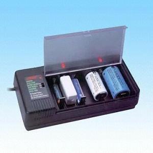 Charger Batre / Batere / Baterai / Battery utk batre ukuran AA / AAA / C / D / kotak 9 Volt Vanson