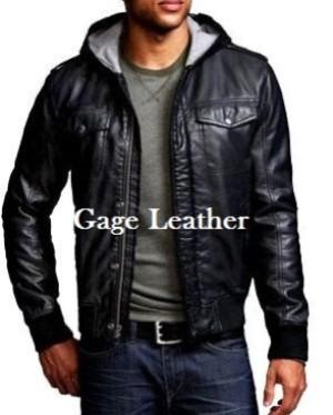 Jual Jaket Kulit Asli Garut Gage Leather 06