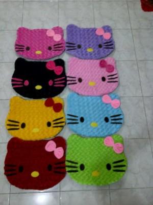harga Keset Kepala Hello Kitty 52cm Tokopedia.com