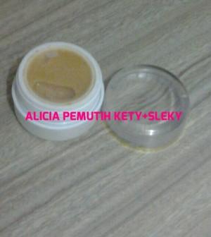 CREAM Pemutih SLEKY+KETY