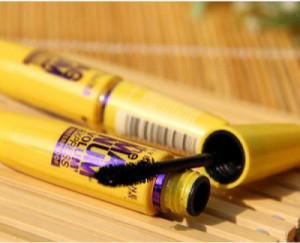 MASCARA MAYBELLINE MAGNUM EXPRESS VOLUME YELLOW
