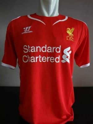 Jersey Liverpool home Official 2014/2015 Grade Ori Thailand