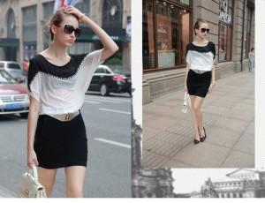 Dress Chiffon, Cotton (white)