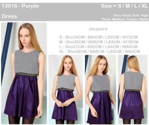 Dress ungu yg cantik