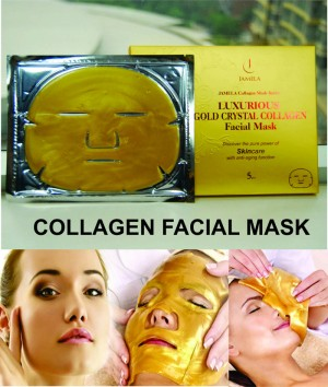 GOLD FACIAL MASK - GOLD COLLAGEN CRYSTAL FACIAL