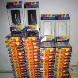 powerbank samsung 10000 mAh dan acc smartphone