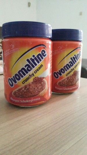 Ovomaltine Crunchy Cream Spread