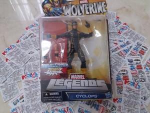 Marvel Legends Wolverine series - Cyclops