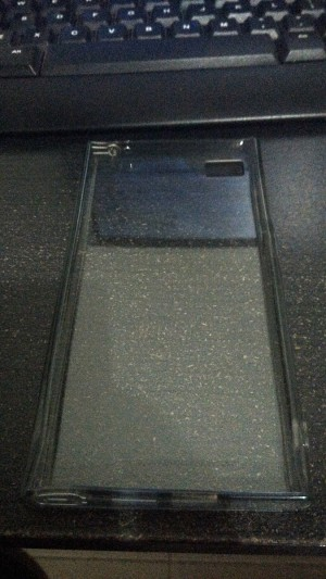 Softcase Acrylic Xiaomi MI 3