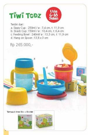 ... Bayi-Tempat makan&minum Balita Usia 6-18 bulan - Severins | Tokopedia