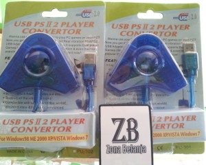 CONVEBTER USB-PLAYSTATION