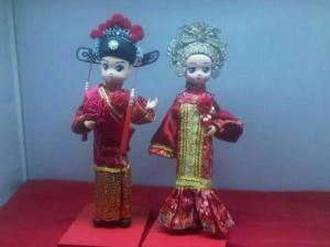 MIMO CHINESE WEDDING DOLLS