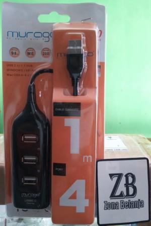 USB HUB 4 PORT [1M]