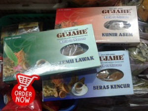 GUJAHE (gula jawa herbal)