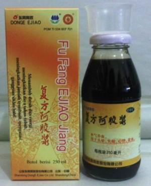 jual fufang ejiao jiang obat anemia botol izin bpom