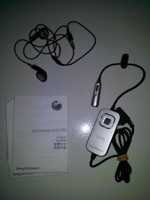 Sony Ericsson GPS Enabler HGE-100