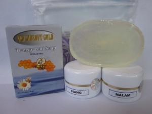 Biosoft Paket 1 (Qneta Putih)