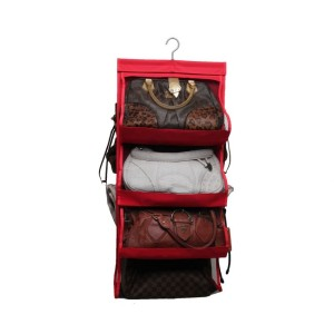 D'Renbellony Hanging Bag Keeper (RED)