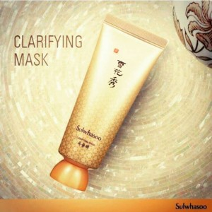 Sulwhasoo Clarifying Mask 50ml