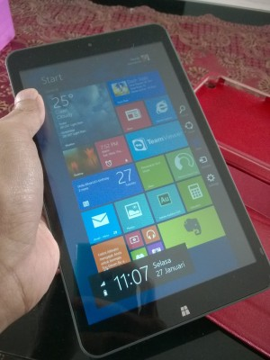 Jual Advan Vanbook W80 Windows 8.1 Like new 8 inch - Bekas Pakai ...