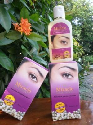 jual minyak kemiri miracle obat penumbuh alis dan bulu mata - hs Gambar Minyak Kemiri Miracle