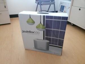 PLTS Sundaya JouleBox500 kit with 4 lights