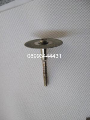 harga Mata Diamon Potong Gerinda Batu 25mm utk Mini Drill + Batang As Tokopedia.com