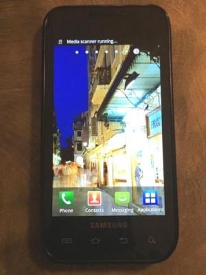 harga SAMSUNG GALAXY S CDMA SCH I500V Verizon  5 MP LCD 4 inci Internal 2 GB Tokopedia.com