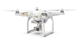 DJI Phantom 3 Professional Quadcopter Drone with FPV 4K FULL HD Action