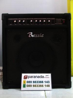 Ampli bassic gitar/ bass/ keyboard