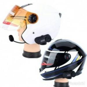 Motorcycle Helmet Bluetooth Interphone Headset 800 Meter
