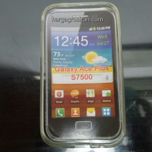 SoftShell / Case / Back Cover Samsung Galaxy Ace Plus / S7500