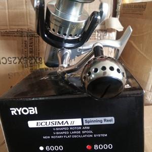 Reel Ryobi Ecusima II 8000