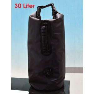 harga Inflated Outdoor Drifting Waterproof Bucket Dry Bag 30 Liter Tokopedia.com