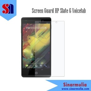 Screen Guard / Anti Gores HP Slate 6 Voicetab - Obral
