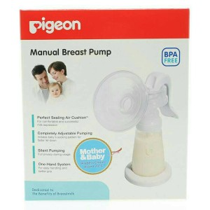 PIGEON - MANUAL BREAST PUMP / POMPA ASI