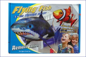 harga Air Swimmer Remote Control Flying Fish Mainan Anak RC Tokopedia.com