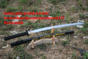 harga pedang katana samurai mikasa Tokopedia.com