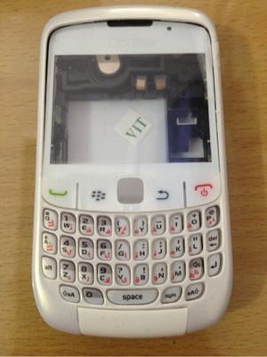 harga Chasing Housing Blackberry Gemini 8520 8530 Fullset warna putih Tokopedia.com